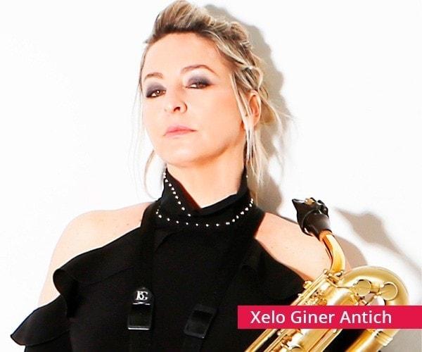 Xelo Giner Antich Saxo