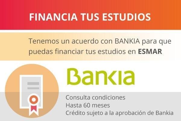 financiación bankia estudios esmar