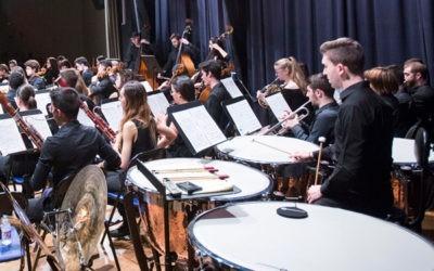 Concierto de presentación de la Orquesta ESMAR
