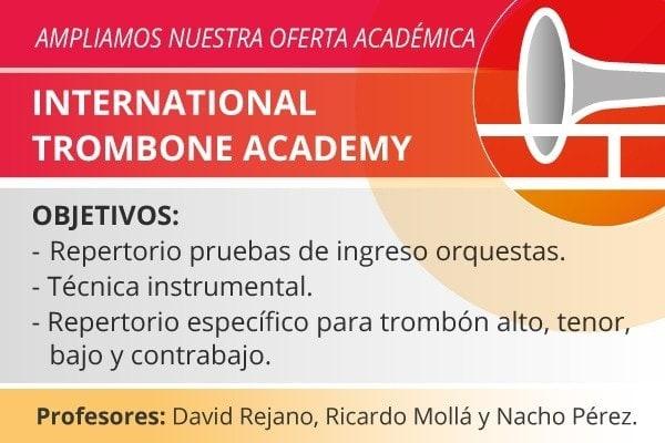 ESMAR International Trombone Academy