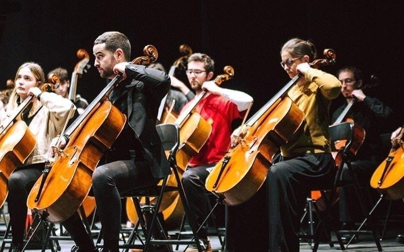Concierto de la Orquesta Sinfónica ESMAR en Llíria