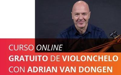 Curso online gratuito de Violonchelo