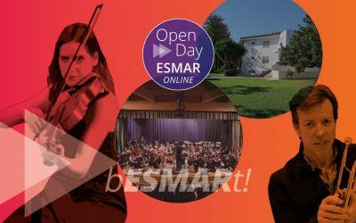 Open Day Esmar online