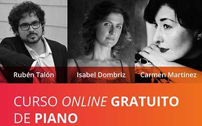 ESMAR Curso online gratuito de piano