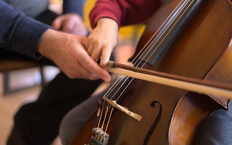 Máster Suzuki violonchelo Esmar