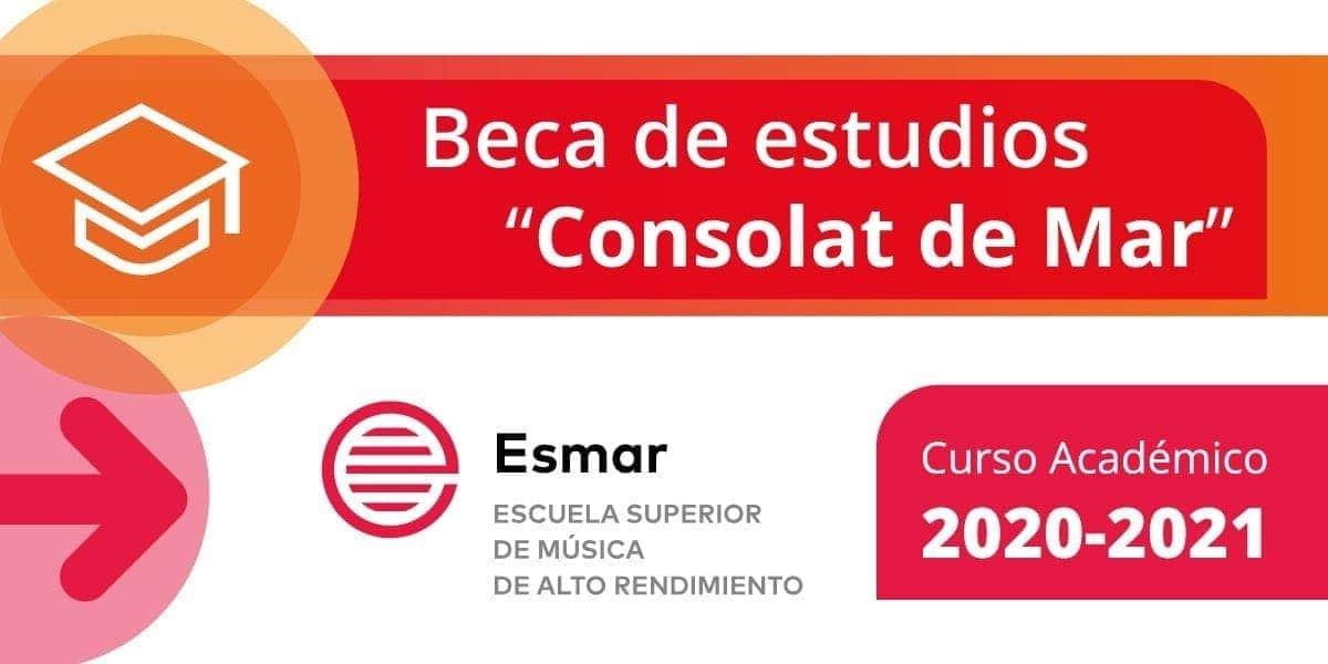 Esmar Beca Consolat de Mar 2020-2021