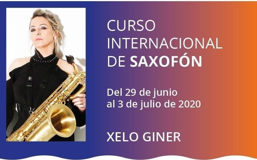 ESMAR Estiu Curso Internacional de Saxofón