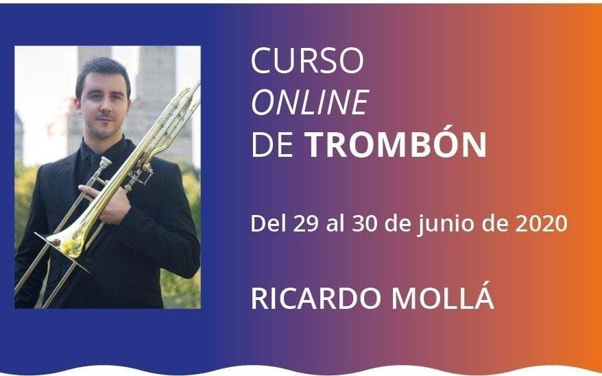 ESMAR Estiu Curso online de Trombón
