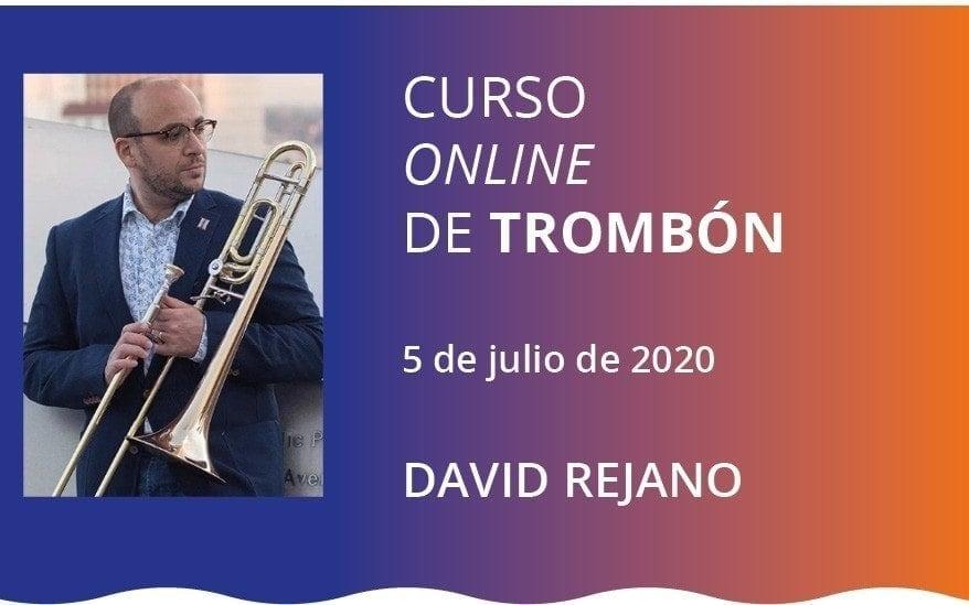 Curso online de Trombón con David Rejano