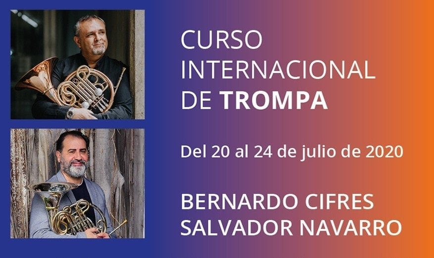 Esmar Curso internacional de trompa