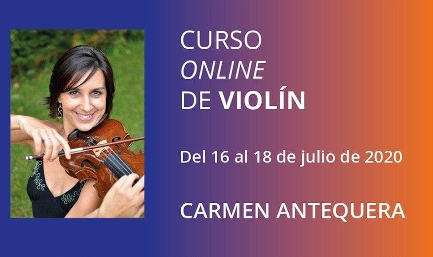 Esmar Curso online de violín