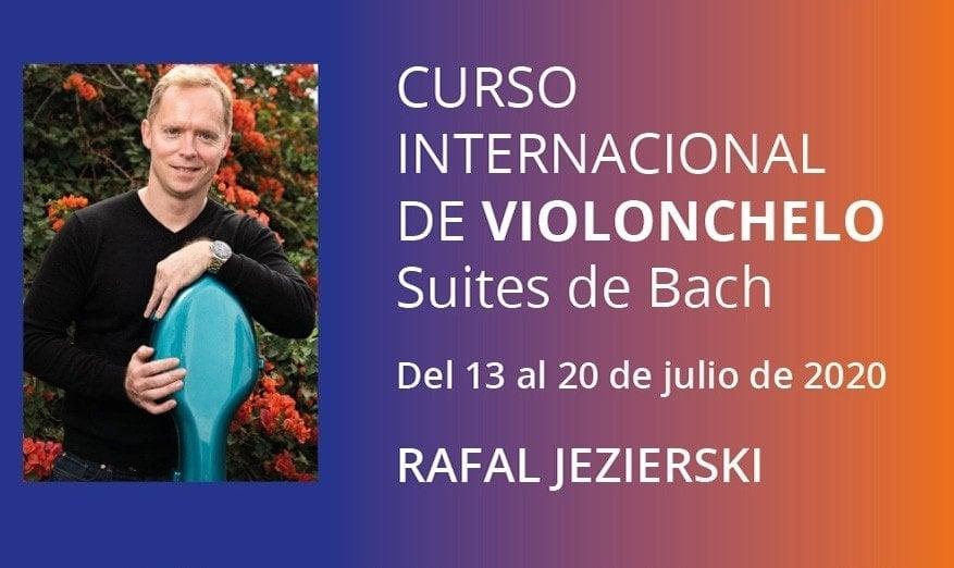 Esmar Curso Internacional de Violonchelo Suites de Bach