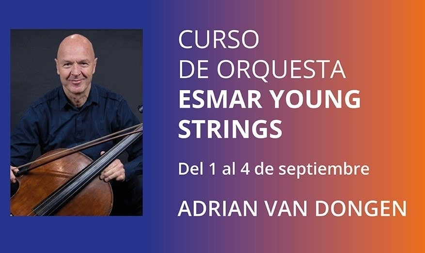 Curso de orquesta Esmar Young Strings