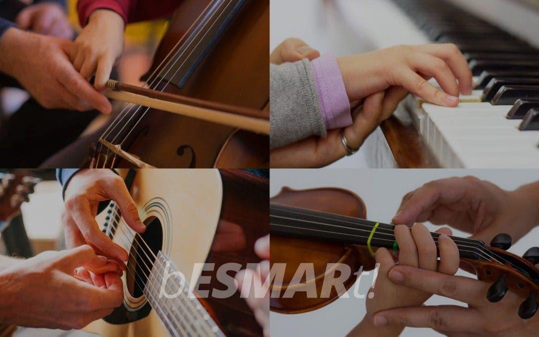 Máster de formación Suzuki GR I-II y Music Mind Games I