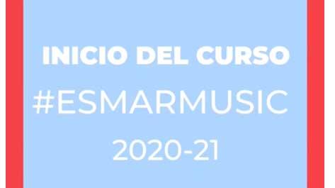 ESMAR inicio del curso 2020-21
