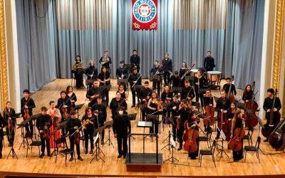 Primer concierto de la Orquesta Sinfónica ESMAR · Curso 2020-2021