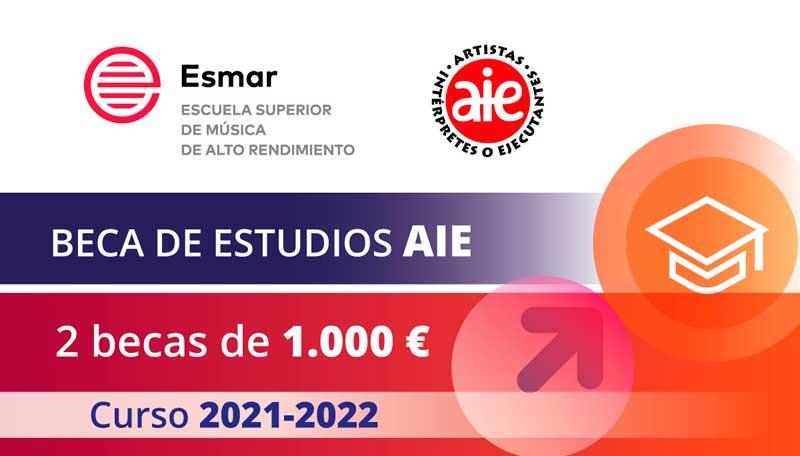 ESMAR-BECA-AIE-2021-2022