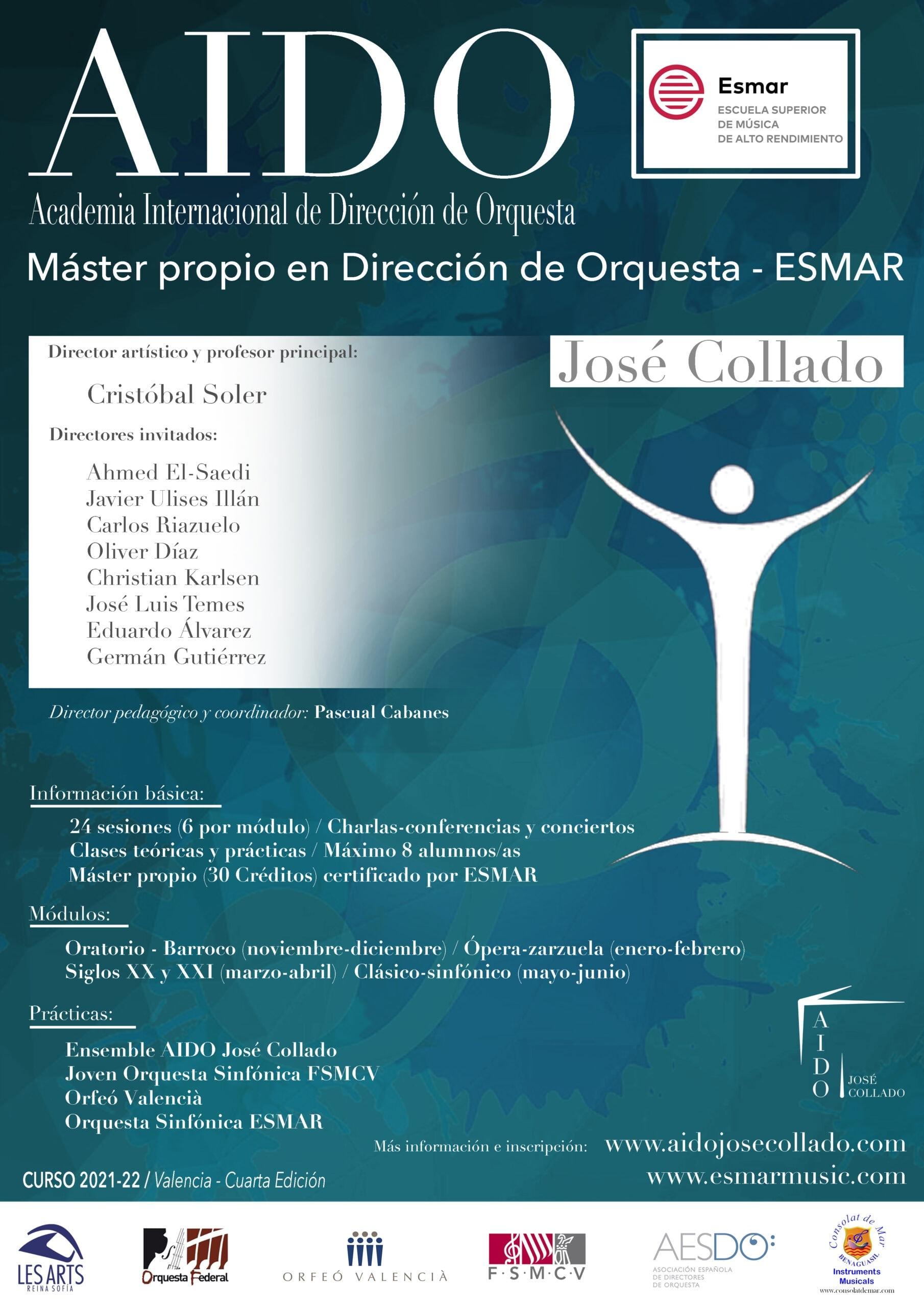 Máster en Dirección de Orquesta